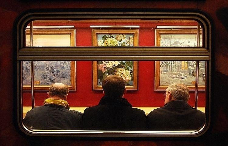 newest gallery....Moscow Metro - hixposure   ello