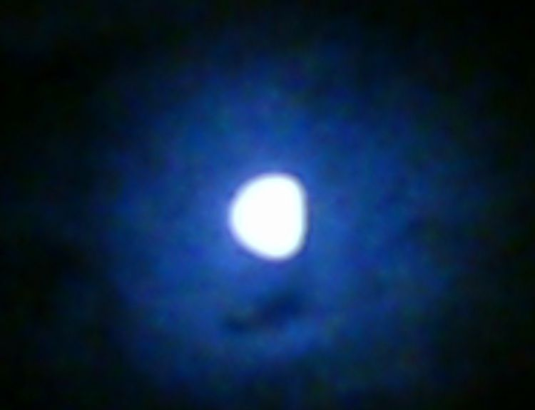Moon 4:45 July 3rd 2018 photogr - awesomesubt   ello