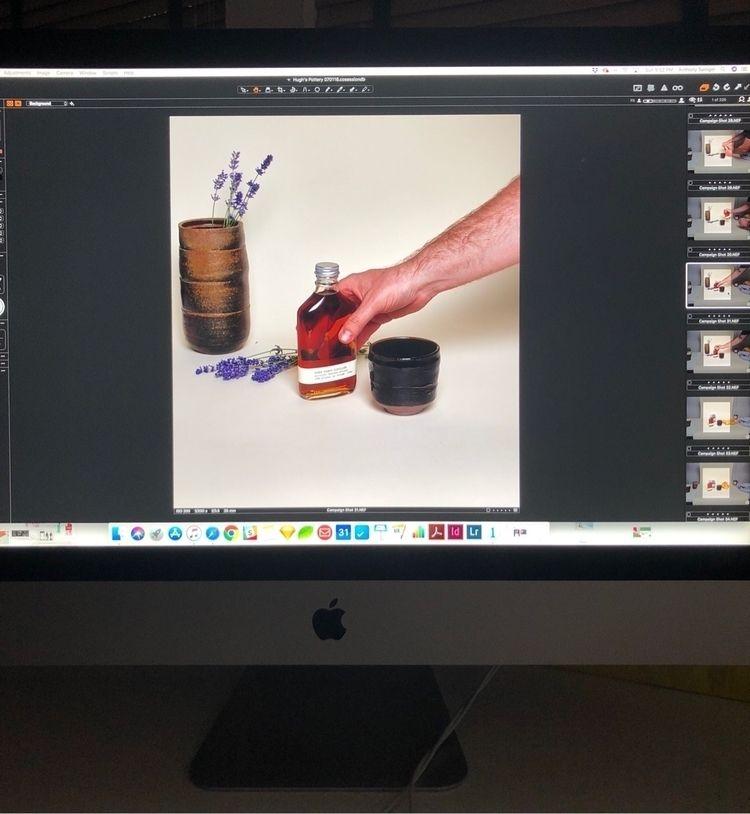 Pottery photoshoot action - hughprysten | ello