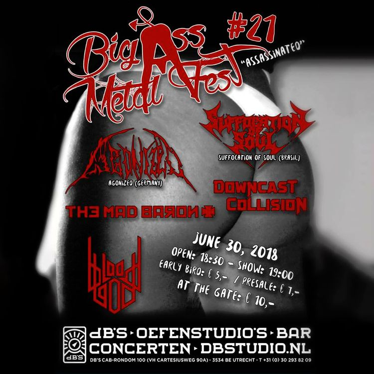 played final show Big Ass Metal - bloodgod | ello