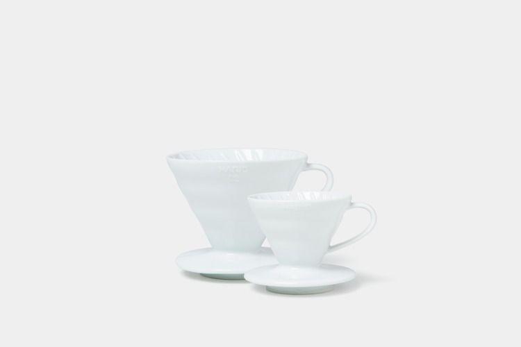 Hario V60 coffee dripper fine b - mure | ello