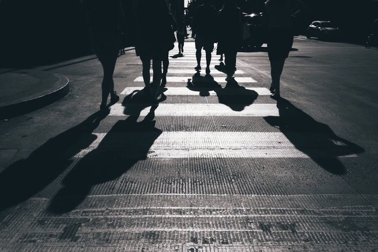 People shadows - sony, ello, street - jillianmeyer | ello