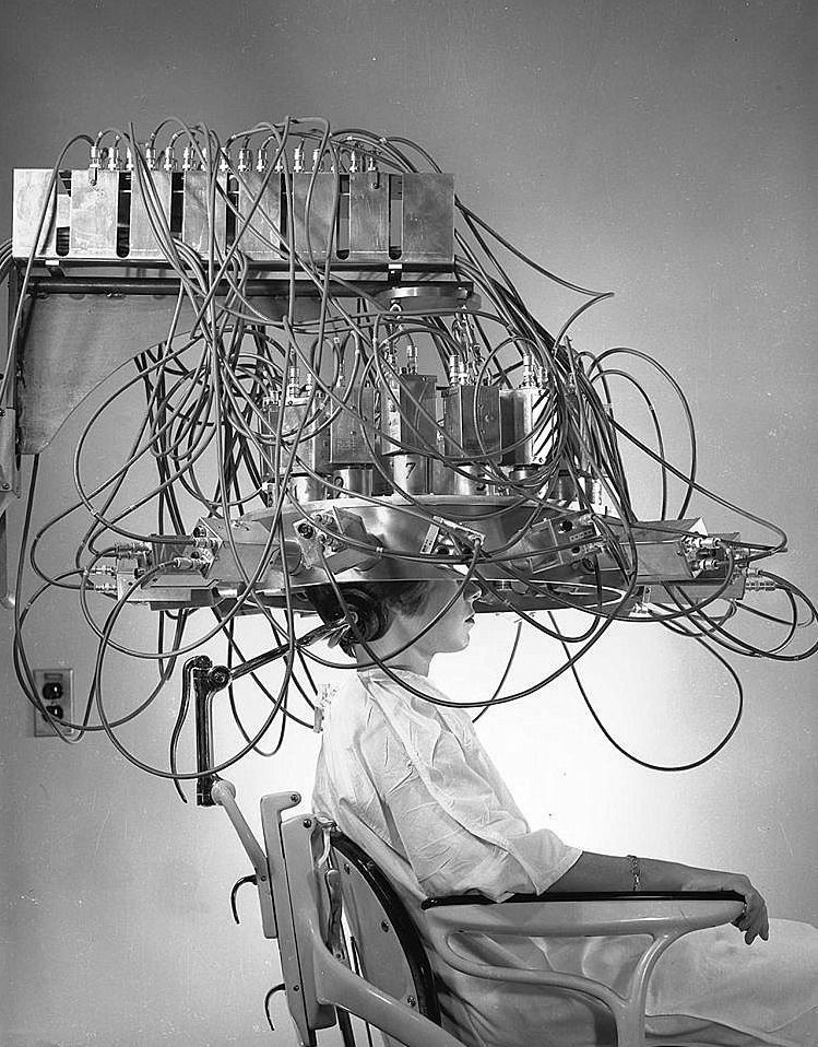Project MKUltra, 1953 - design, technology - modernism_is_crap | ello