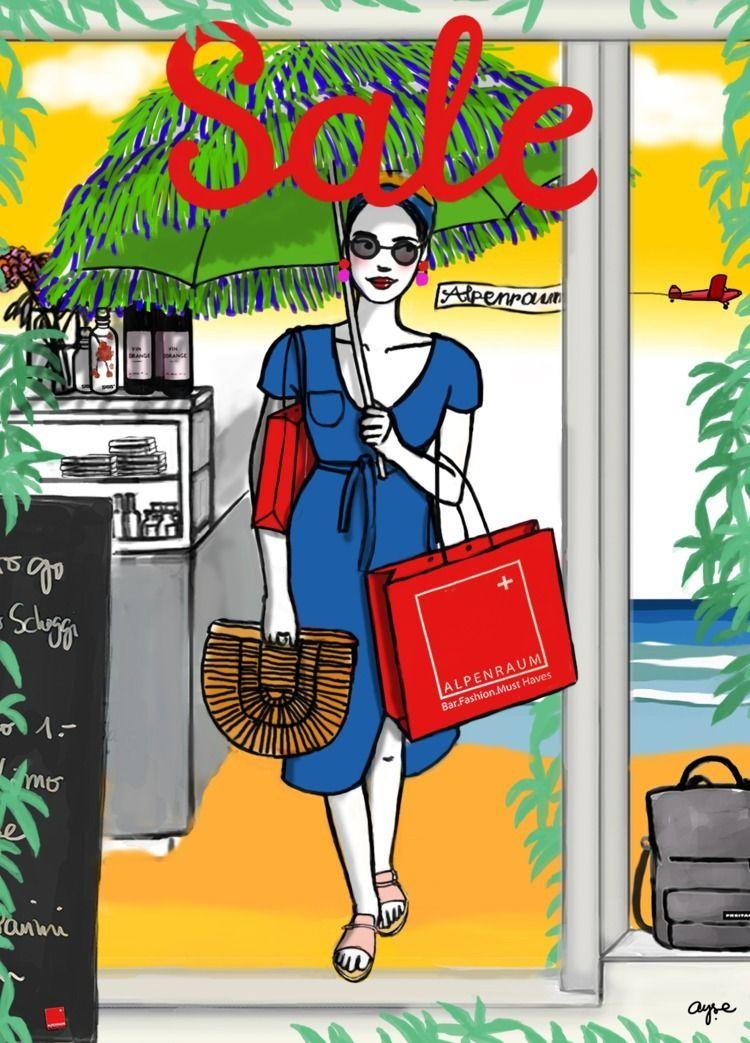 SUMMER - summer, sale, shopping - ayses | ello