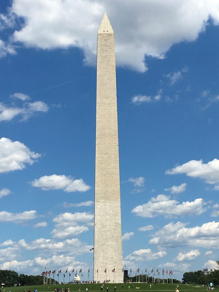 Washington Monument, DC LA - phoenixk | ello