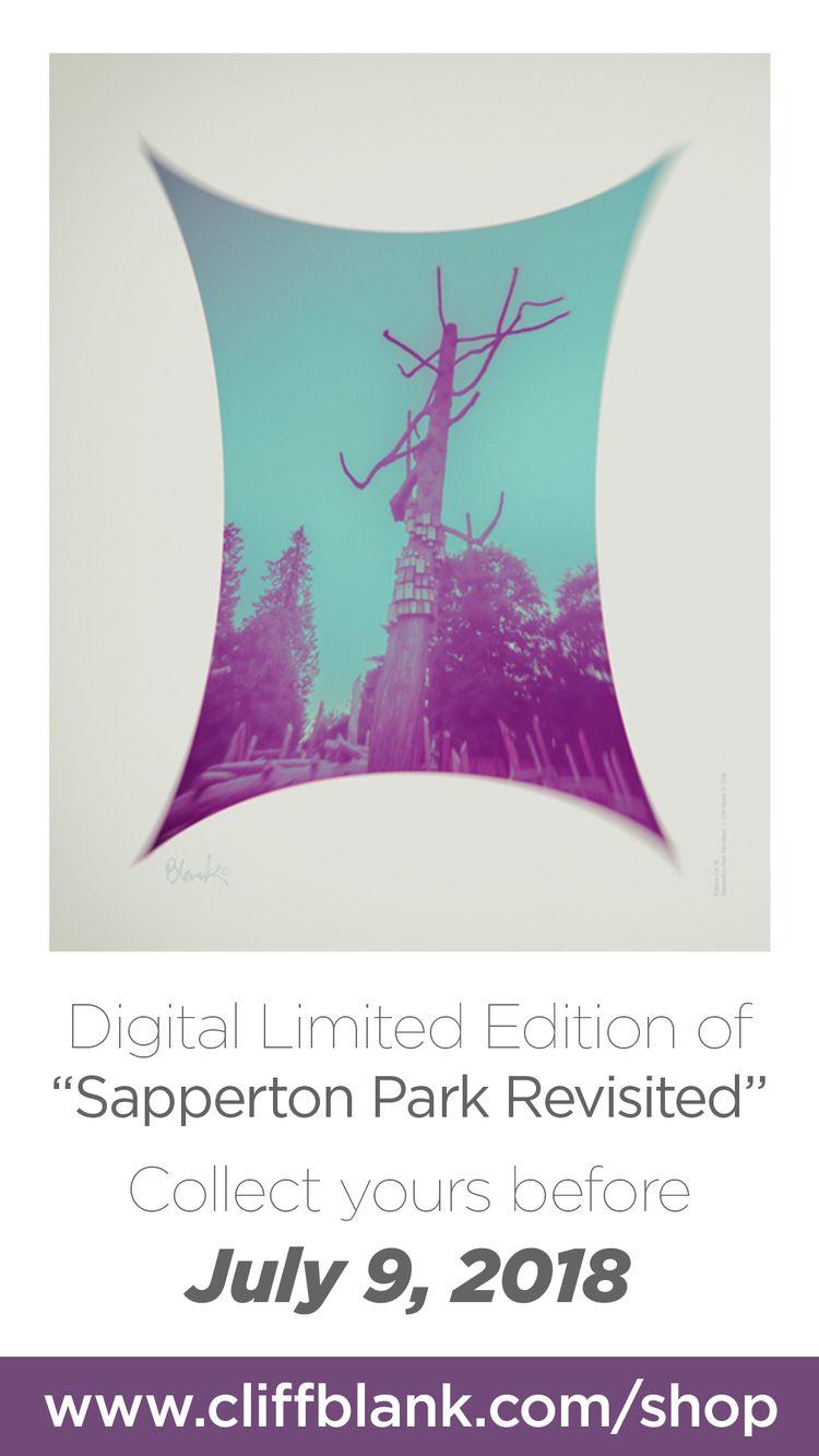 Digital Limited Edition Sappert - cliffblank | ello