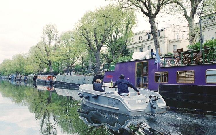 maida vale - analog, travel, london - tatebot | ello
