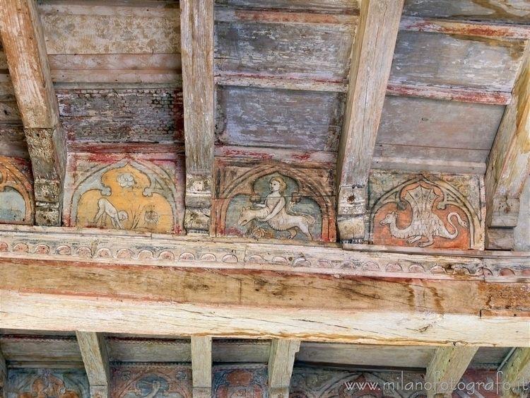 (#Bergamo, Detail ceiling room  - milanofotografo | ello