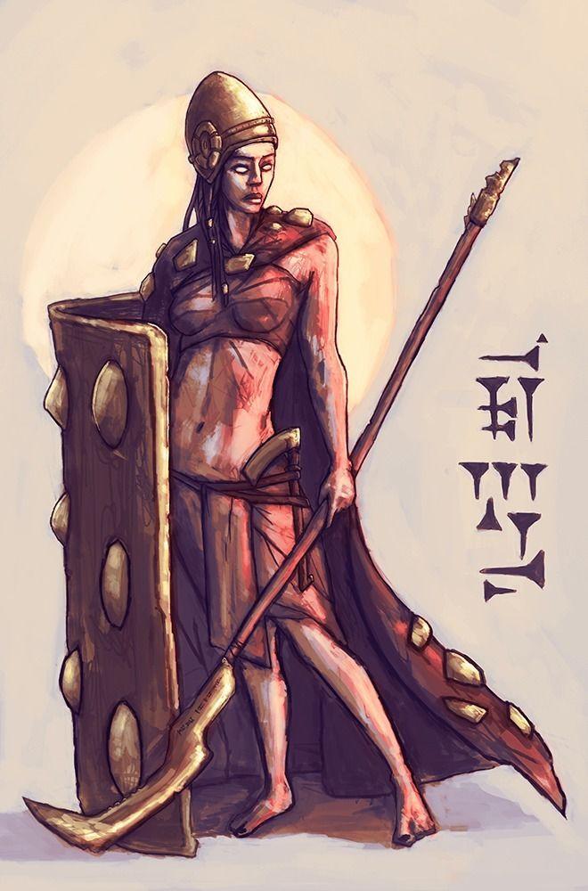 Sumerian warrior part 2 - aka e - dlikt | ello