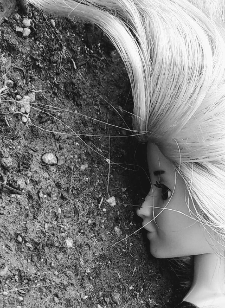Barbie takes dirt nap - photography - saysaphotography | ello