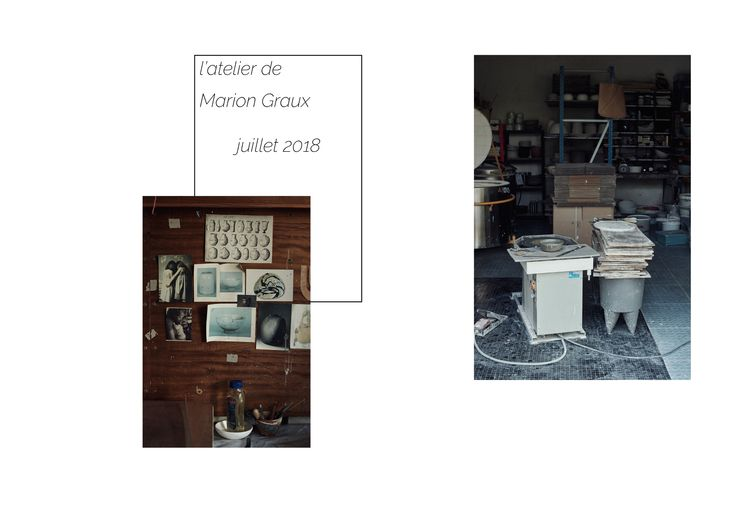 workshop Marion Graux - pottery - paulie | ello