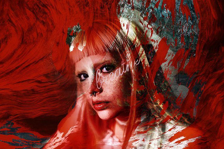 blood lust - photomanipulation, horror - andaelentari | ello