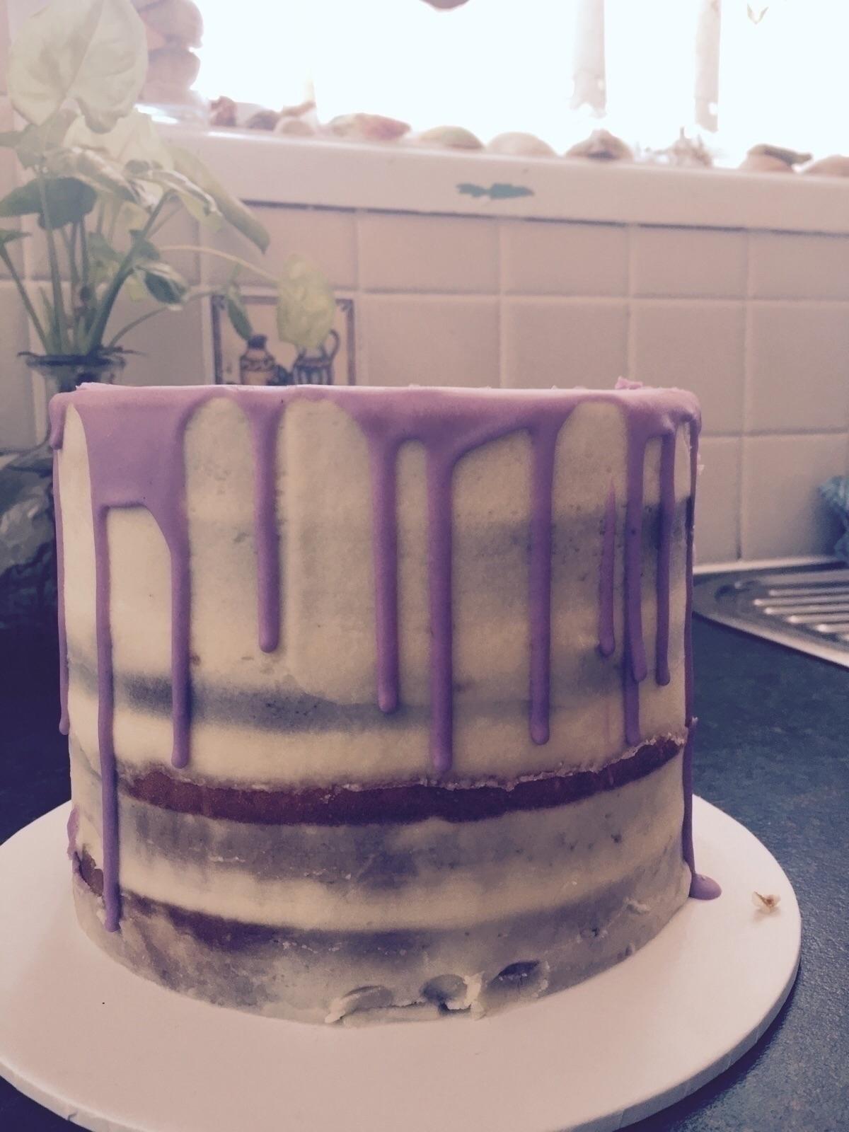 Stupid cake. 1/3/17 - elloworld - darkskieskindeyes   ello