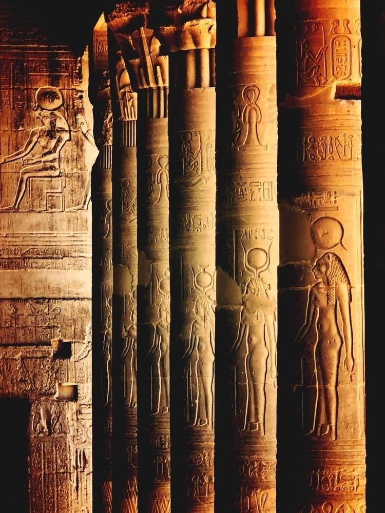 Philae, Aswan Egypt, July 2018  - dainahodgson | ello