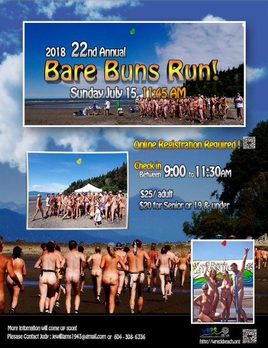 Bare Buns Run 2018 CANCELLED! D - bepa   ello