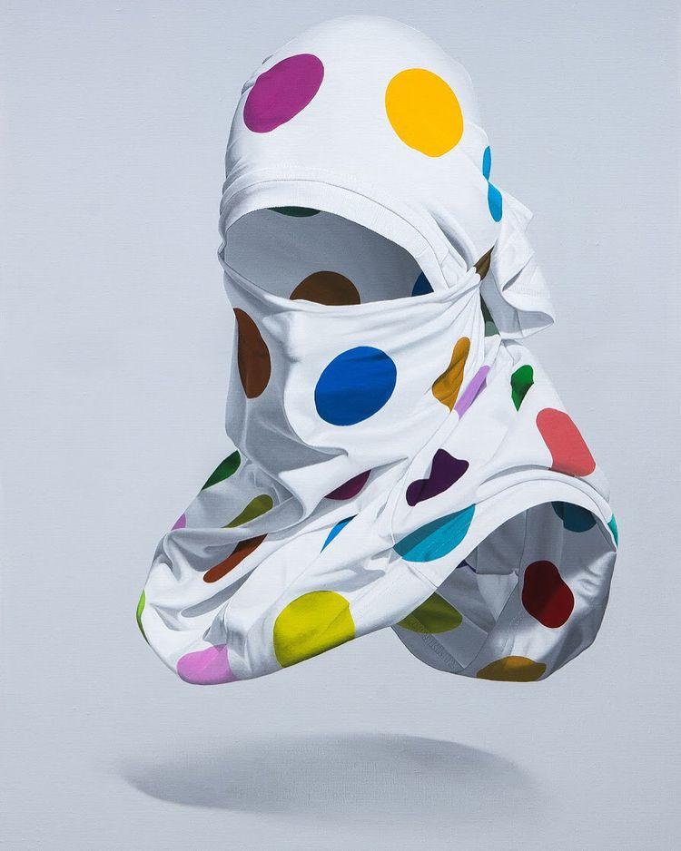 Shirt Mask Nuno Viegas - artwxrk | ello