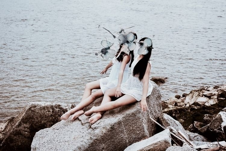 Seaside Bliss. Ashley Wong Vanc - ashley_vw | ello