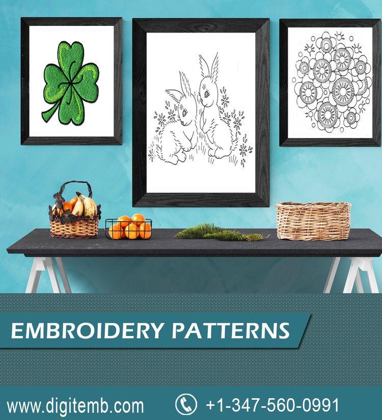 Embroidery beautiful art. beaut - luzjames | ello