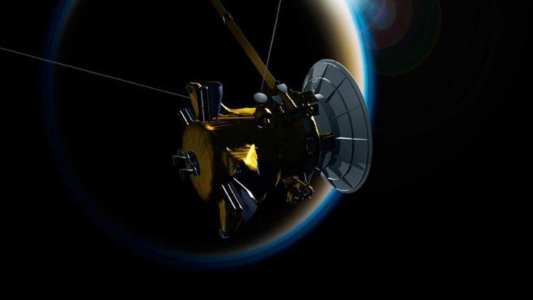 Cassini rocket demise plunge, t - magazishnet | ello