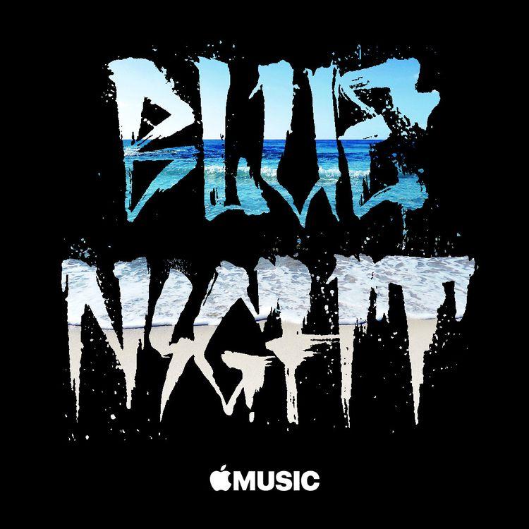 Apple Muisc Spotify Art - Radio - bluenightonair | ello