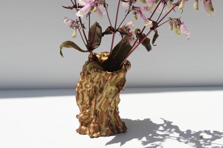 Extruded Vase, 2018|| Marissa P - ritzaart | ello