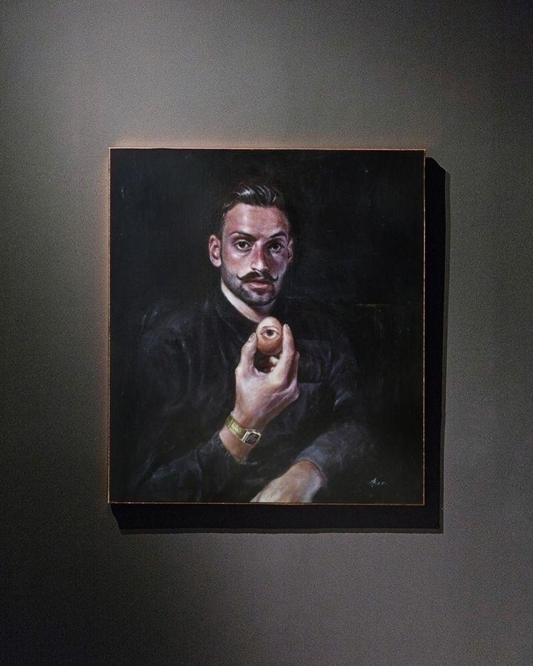 Portrait Matteo Morelli 2016.6  - leechienwei | ello