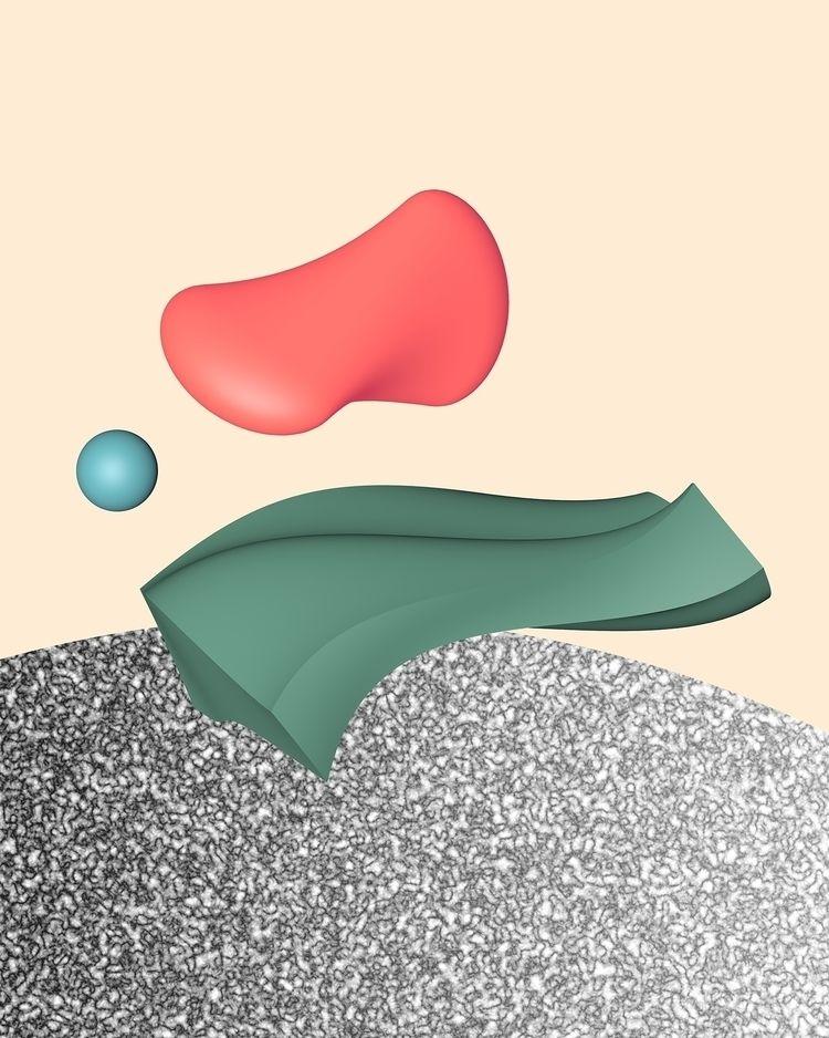 3D illustration inspired Day Sp - studiolovesong | ello