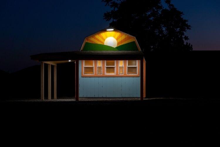 Small Town Thursday Night. colo - chrishuddleston | ello