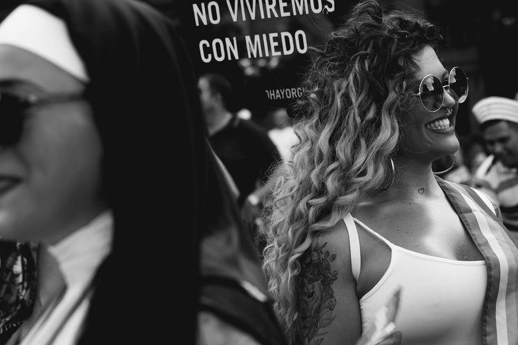 ORGULLO GAY MADRID 2018 40 años - cristina_bezanilla | ello