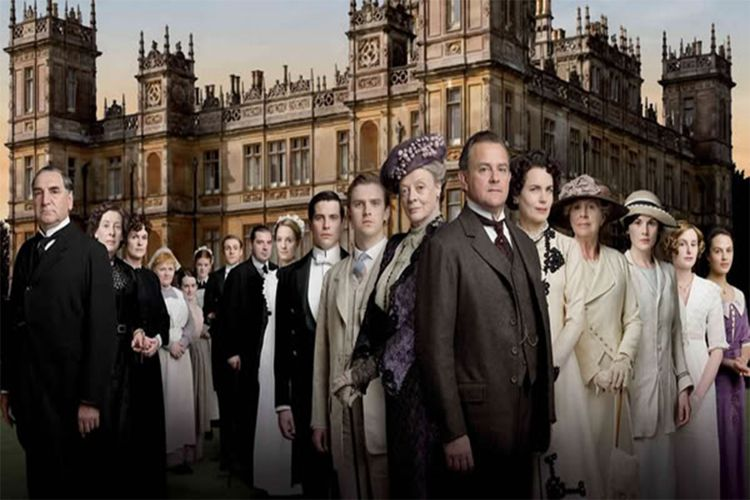 'Downton Abbey' film progress,  - magazishnet | ello