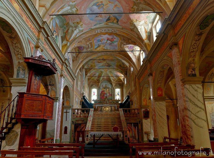 (#Cremona, Pulpit presbytery Sa - milanofotografo | ello