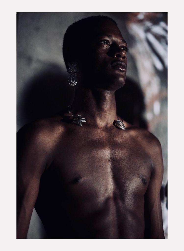 stands KING - portrait, ebony, photography - sherridonp | ello