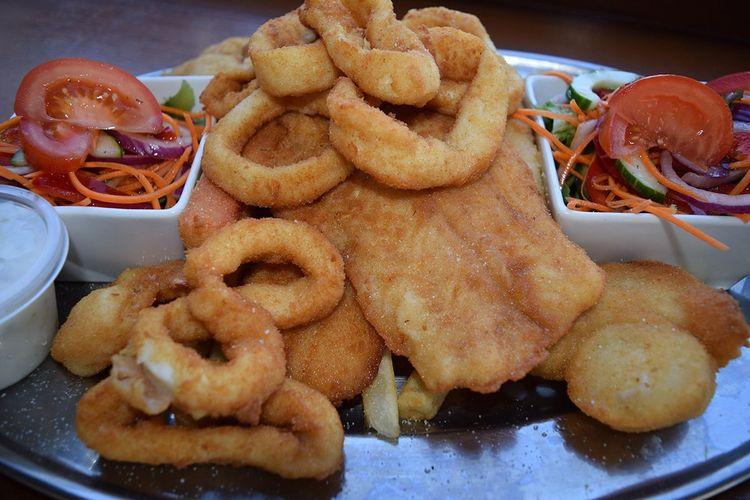 Australian seafood booming sust - fishonflinders   ello