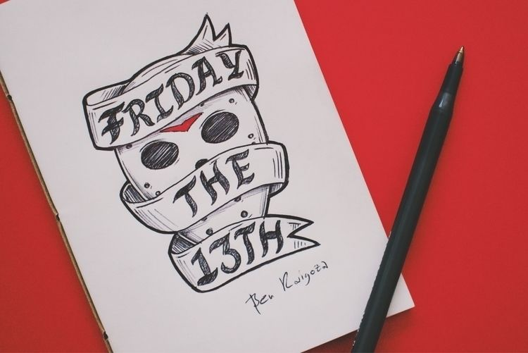Friday 13th - fridaythe13th, 13 - benraigoza | ello