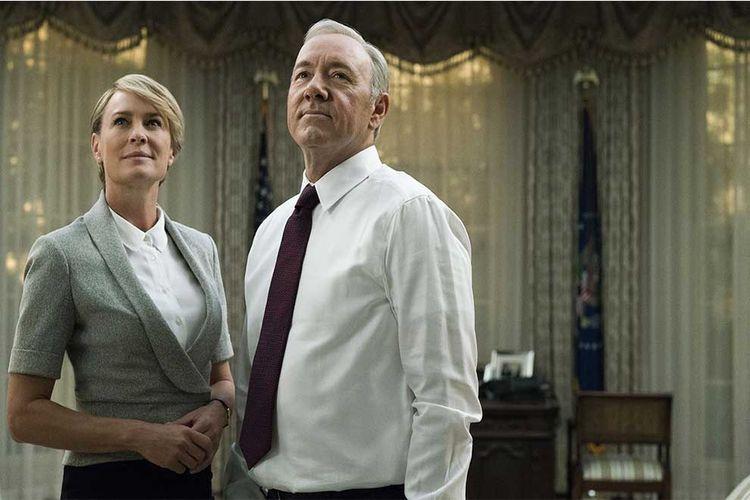 'House Cards' season 6 quits sh - magazishnet | ello