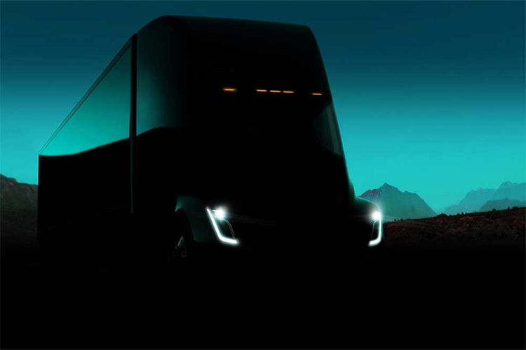 Tesla Semi technical specificat - magazishnet | ello