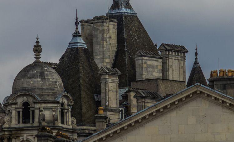London Rooftop - llamnuds, roof - shaundunmall | ello