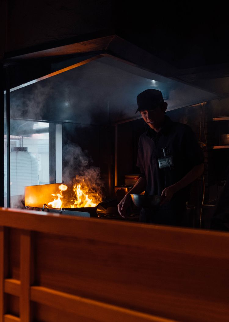 burnt ramen | Kyoto - travel, explore - toriamia | ello