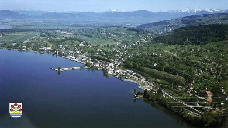 aerial photography Staad Rorsch - rorschachamberg | ello
