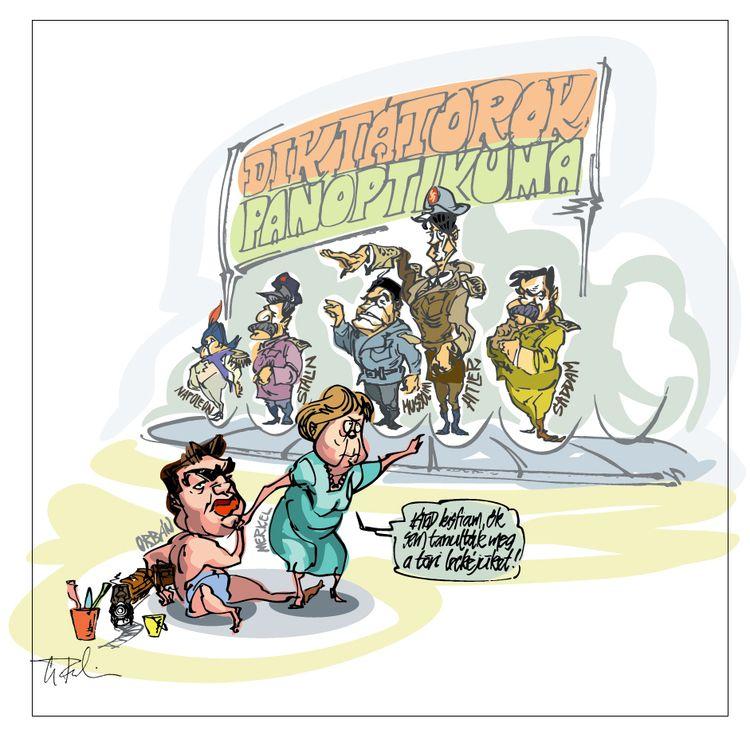 Political cartoon. depicting Vi - grabbo | ello