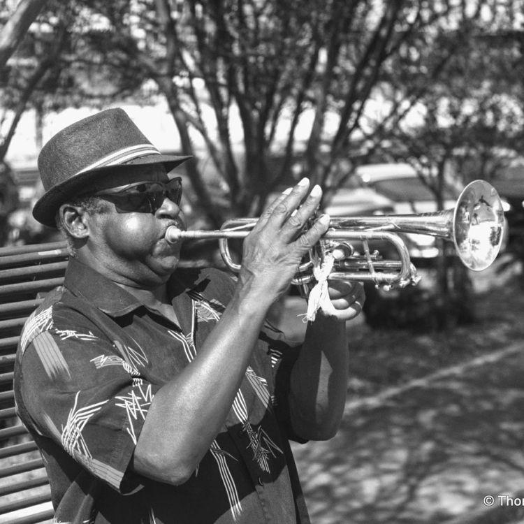 Trumpet player - ellophotography - twerts | ello