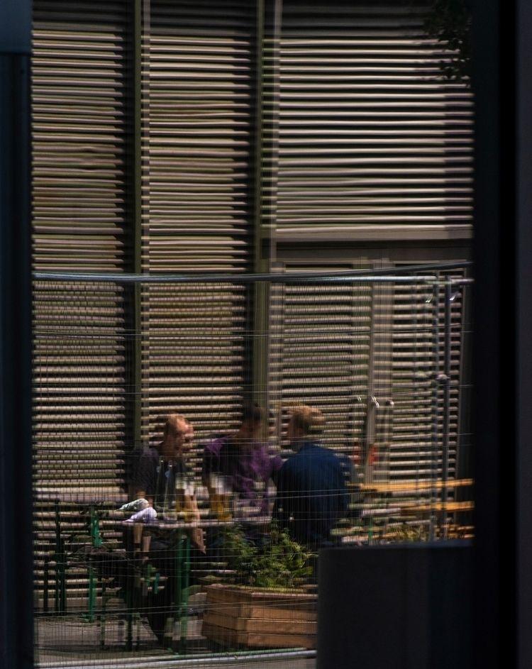 Reflecting Café Society, London - notabene | ello