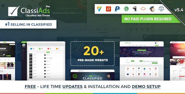 Prime Classiads — Classified Ad - classiads_classified_wordpress_theme | ello