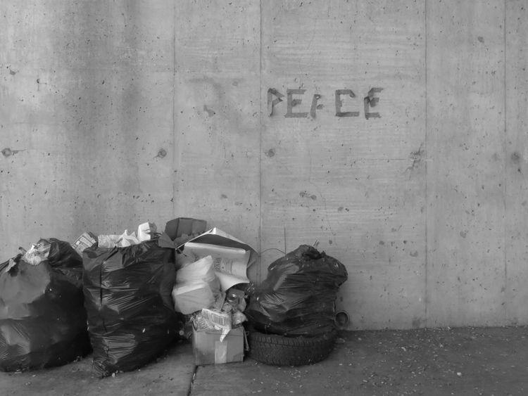 Peace time - photography, streetphotography - futureluddite   ello