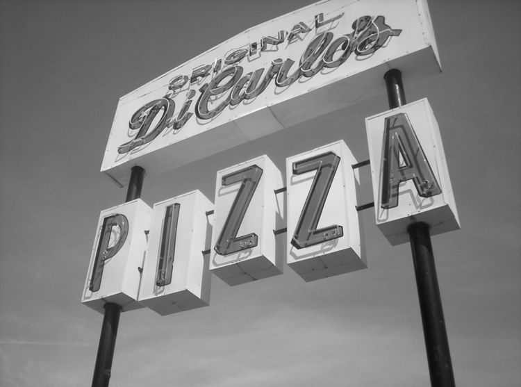 Pizza - photography, streetphotography - futureluddite | ello