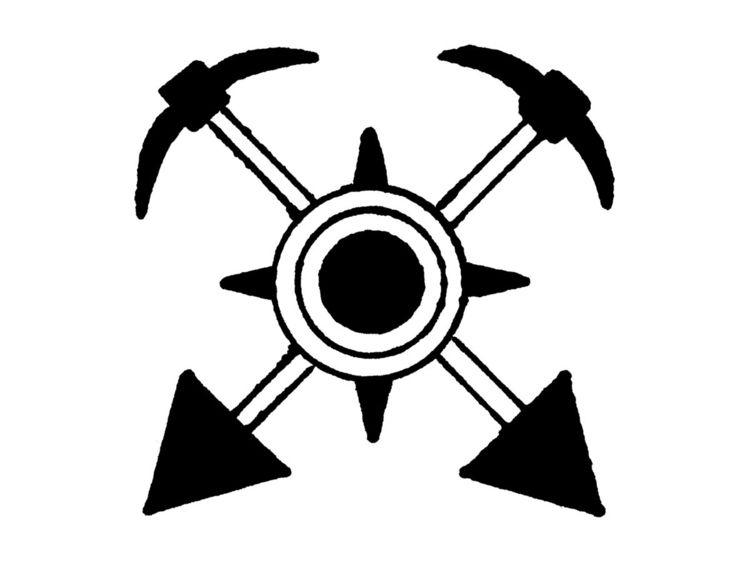 Rust Belt Gylph. belt - graphics - futureluddite | ello