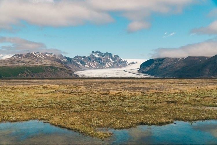 Iceland Skaftafellsheidi Glacie - zekefranco | ello