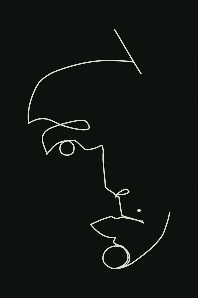 Portrait - minimalist, selfportrait - ilaviu | ello