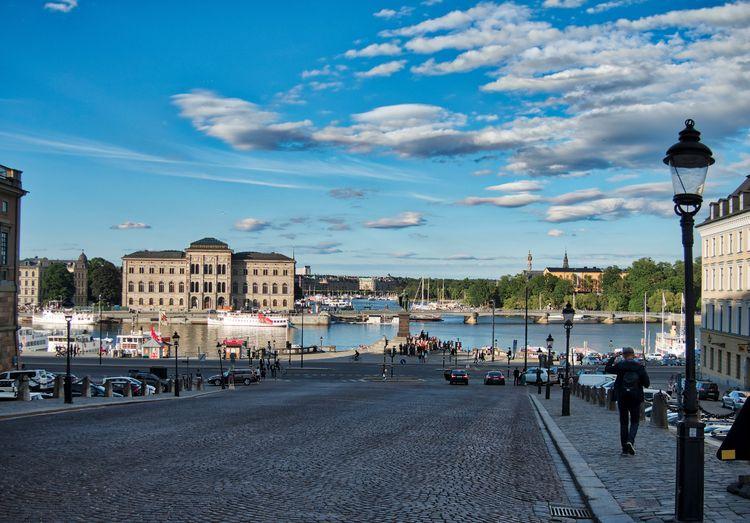 Stockholm - Royal Palace Stockh - neilhoward | ello