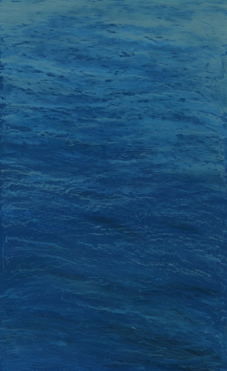 (2018) Oil pastels paper, 20x30 - luciesalgado | ello
